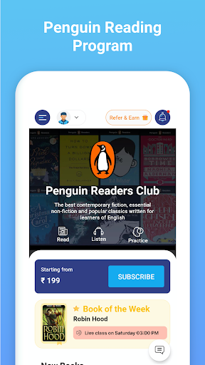 enguru Live English Learning | Speaking | Reading скриншот 7