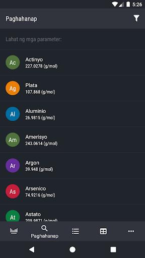 Periodic Table 2021 - Kimika screenshot 5