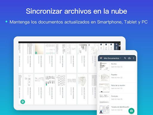 CamScanner Escáner PDF, Escáner de documentos screenshot 12