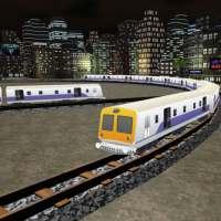 Train Driving Simulator Mumbai Local 3D on 9Apps