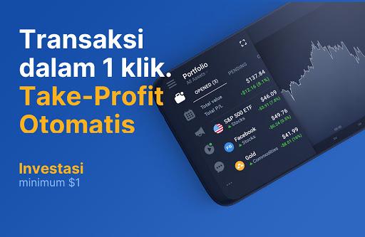 Broker IQ Option: platform trading online screenshot 3
