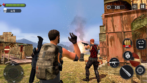 FPS Commando Hunting - Free Shooting Games screenshot 6