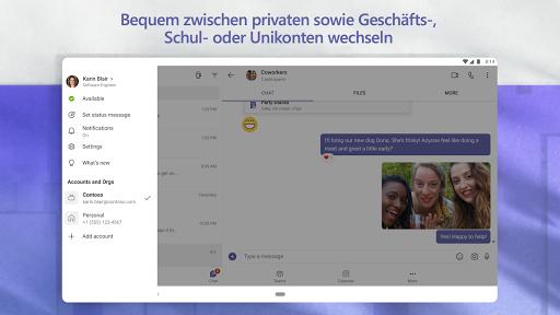 Microsoft Teams screenshot 19