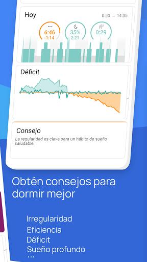 Sleep as Android: Monitoreo de ciclos de sueño screenshot 3