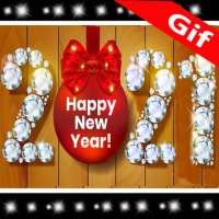 New Year GIF 2021 on 9Apps
