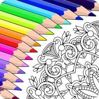 Colorfy: Free Coloring Games - Paint Color Book on 9Apps