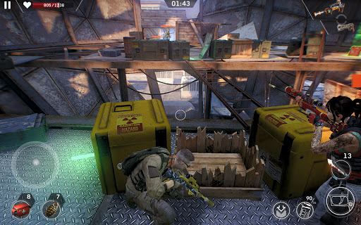 Left to Survive: Survival. Last State of the Dead screenshot 16