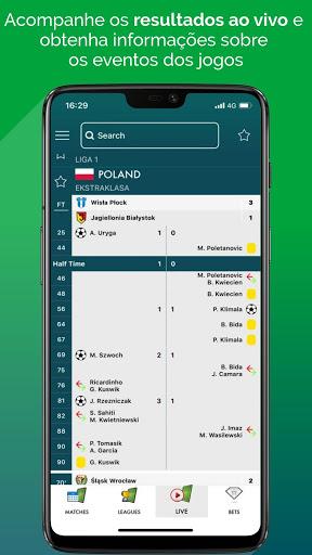 BetMines Dicas e Previsões de Apostas em Futebol screenshot 6