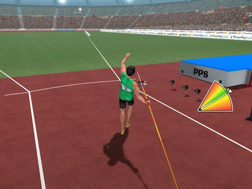 Athletics Mania: Atletica leggera giochi estivi screenshot 23