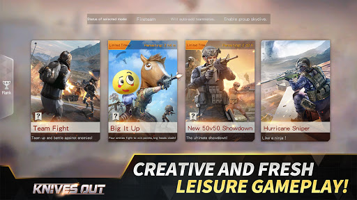Knives Out-No rules, just fight! screenshot 2