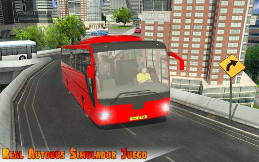 Ciudad Autobús Simulador 3D - Adictivo juego screenshot 1