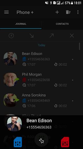 Phone   Contacts and Calls 2 تصوير الشاشة