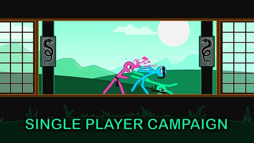 Slapstick Fighter - Stickman Ragdoll Fighting Game screenshot 3