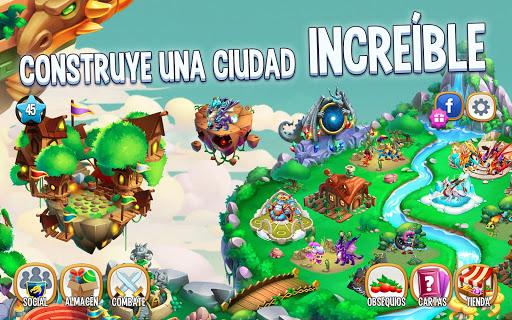 Dragon City Mobile screenshot 11