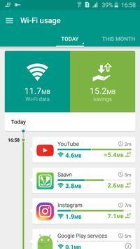 Ultra data saving - Opera Max screenshot 8