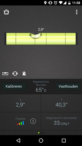 Waterpas Kompas & GPS screenshot 2