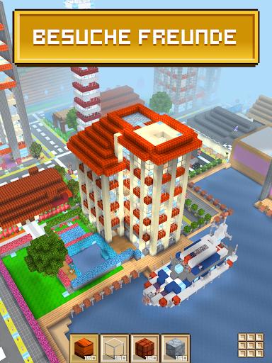 Block Craft 3D:Simulator Spiel screenshot 3