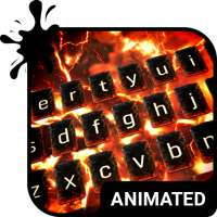 Volcano Animated Keyboard   Live Wallpaper on 9Apps
