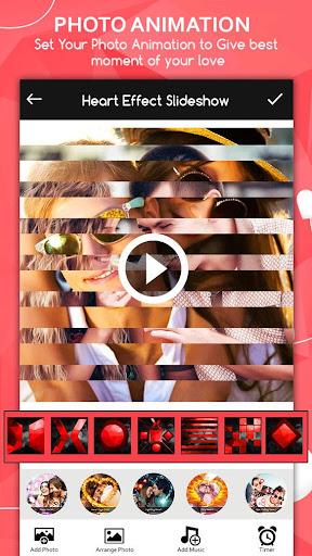 Love Video Maker : Photo Slideshow With Music screenshot 3