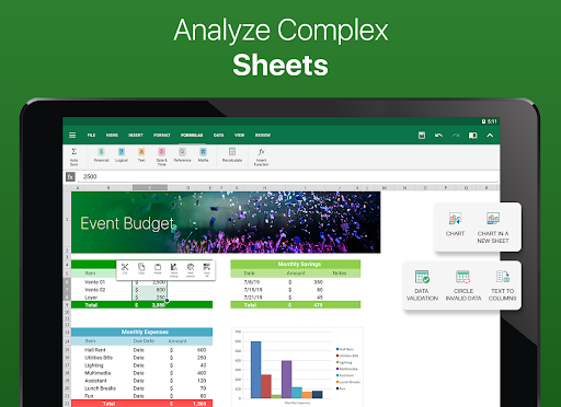 OfficeSuite - Word docs, Excel sheets, PDF files screenshot 9