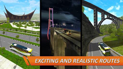 Bus Simulator Indonesia स्क्रीनशॉट 2