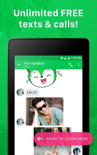 Nextplus Free SMS Text   Calls screenshot 8
