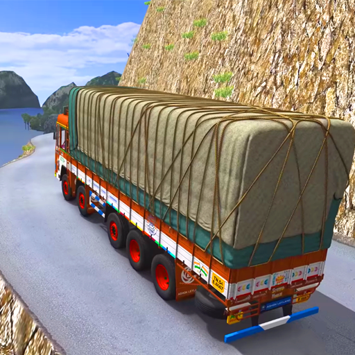 Indian Truck Offroad Cargo Drive Simulator 2 icon