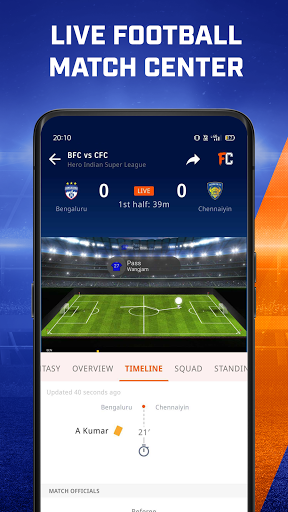 Watch LIVE Cricket & Fast Sports Scores: FanCode screenshot 7