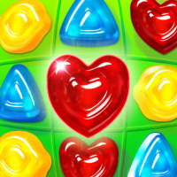 Gummy Drop! Match 3 to Build on 9Apps