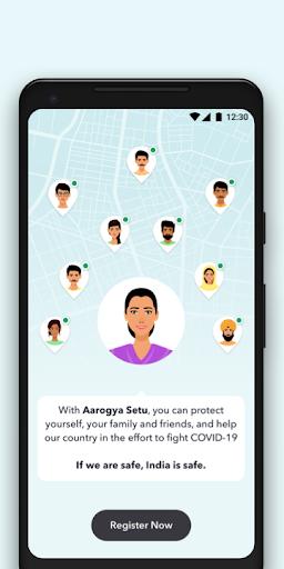 Aarogya Setu screenshot 4