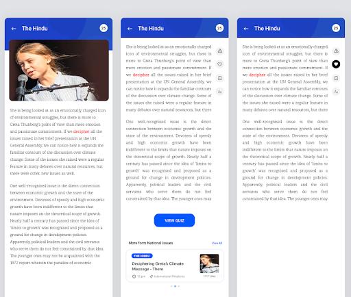 #1 Vocab App: Hindu Editorial, Grammar, Dictionary 9 تصوير الشاشة
