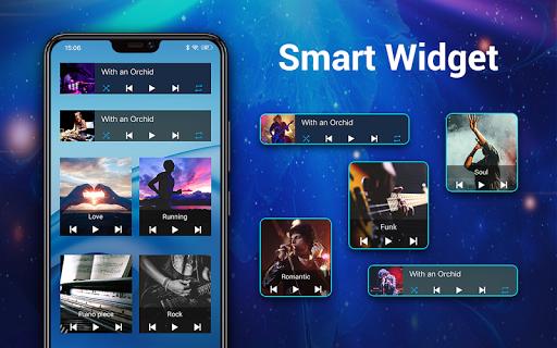 Reproductor de música -  MP3 y ecualizador de 10 screenshot 10