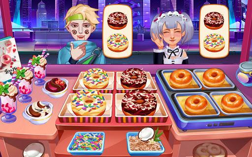 Мастер кулинарии: кулинарная игра Fever Chef скриншот 7