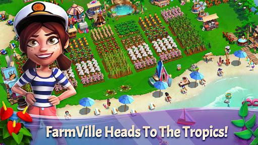 FarmVille 2: Tropic Escape screenshot 1