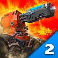 Defense Legends 2: Commander Tower Defense on 9Apps