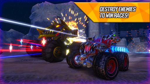RACE: Rocket Arena Car Extreme screenshot 3