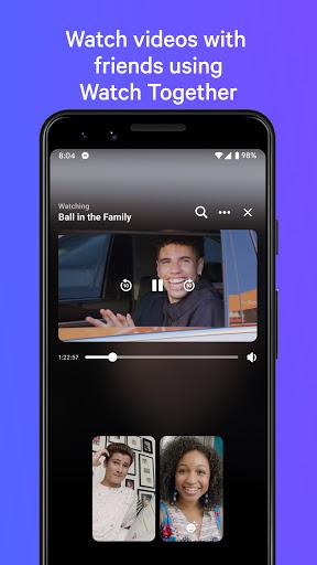 Messenger – SMS, 음성 및 영상 통화 screenshot 3