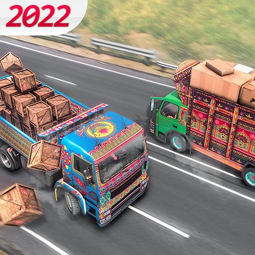 インド人 リアル トラック ドライブ シム icon