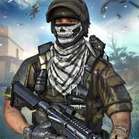 Anti Terrorism Shooting Games 2021 on 9Apps