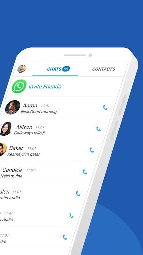 imo Lite-Superfast Free calls & just 5MB app size screenshot 2