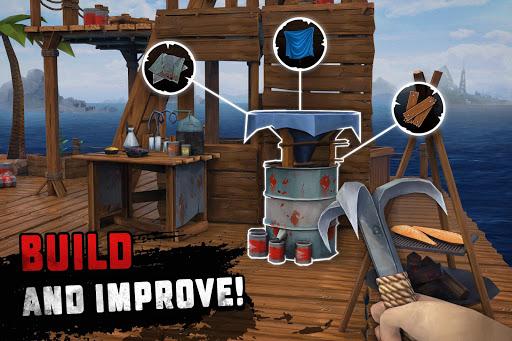 Raft Survival: Ocean Nomad - Simulator screenshot 5