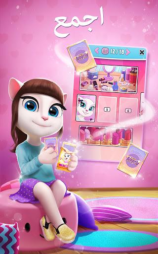صديقتي أنجيلا المتكلمة 5 تصوير الشاشة