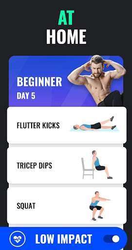 Lose Weight App for Men - Weight Loss in 30 Days screenshot 6