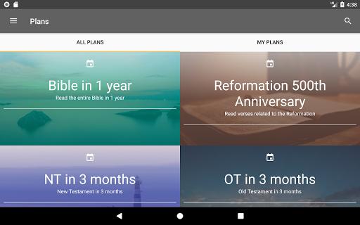 Bible Offline App Free   Audio, KJV, Daily Verse 12 تصوير الشاشة