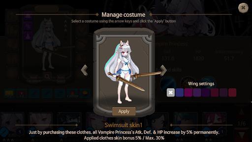 Rogue-like Princess : OFFLINE PIXEL RPG screenshot 6
