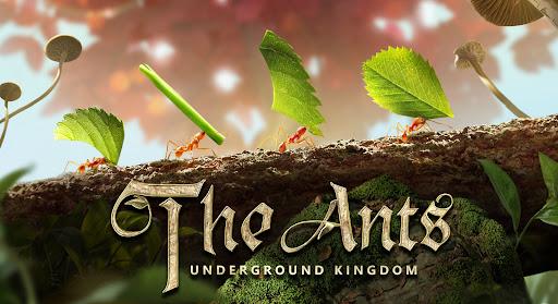 The Ants: Underground Kingdom screenshot 1