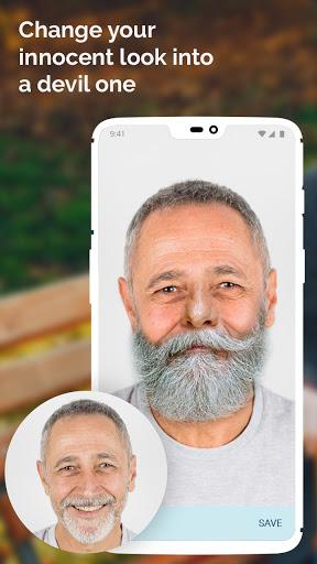 Old Age Face effects App: Face Changer Gender Swap screenshot 9