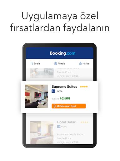 Booking.com Otel Rezervasyonu screenshot 6