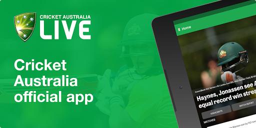 Cricket Australia Live screenshot 9