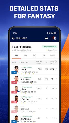 Watch LIVE Cricket & Fast Sports Scores: FanCode screenshot 6